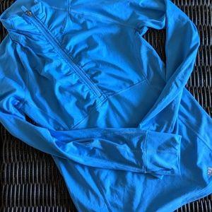 Adidas 1/2 Zip Long Sleeve